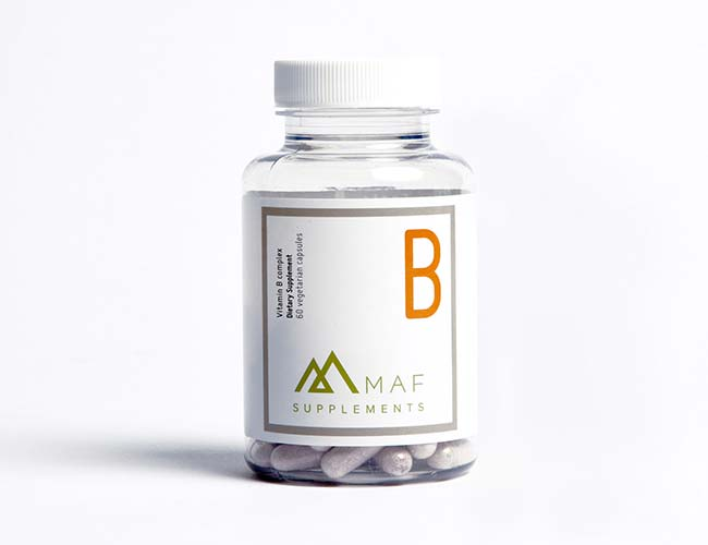 MAF Supplements - Vitamin B