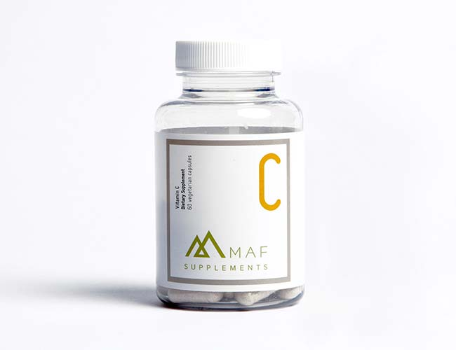 MAF Supplements - Vitamin C